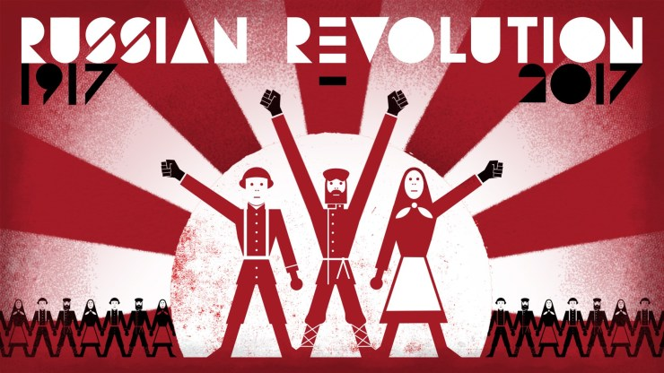 100-Years-of-Russian-Revolution-Communism-Democracy